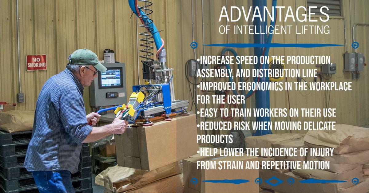 Advantages of Intelligent Lift Assist