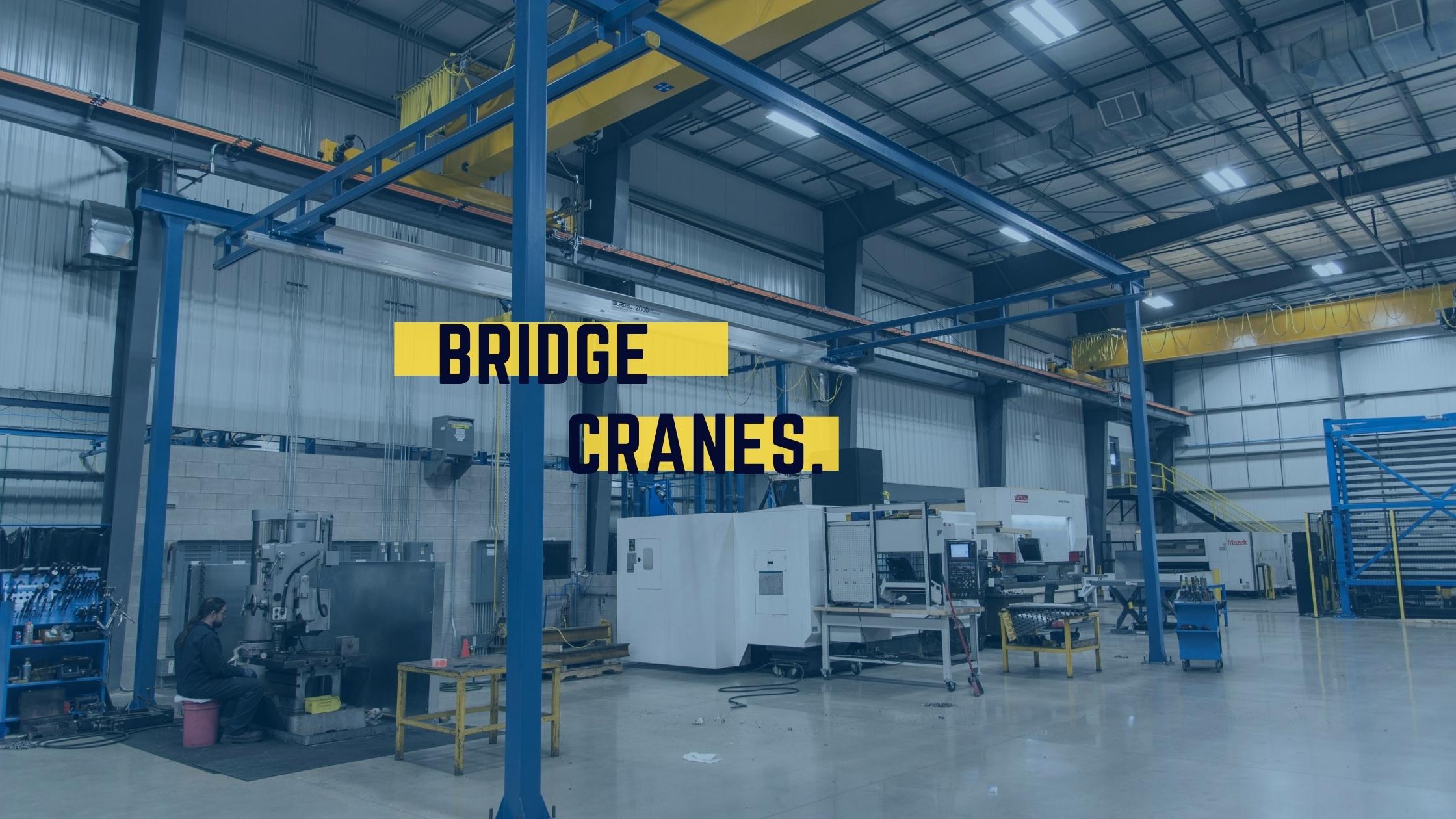 Bridge Cranes-1